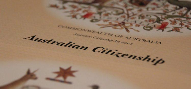 1년간 20만명 호주 시민됐다.
