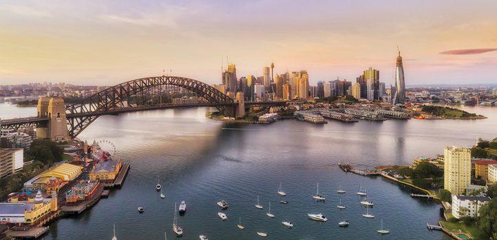 호주 최고소득 지역 7곳은 NSW, 최저소득 지역 6곳은 퀸즈랜드에
