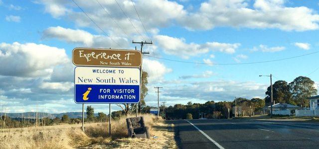 QLD-NSW 주경계 검문소 위치 놓고 신경전
