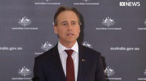 Minister Hunt