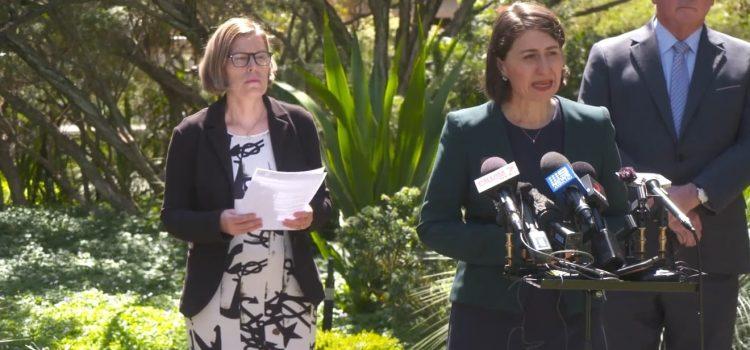 NSW주 코로나19 소규모 지역사회 감염 지속