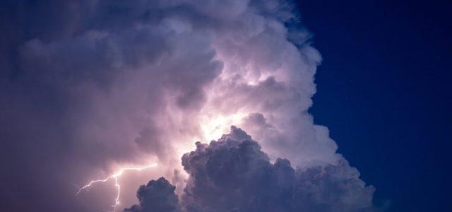 라니냐로 인한 악천후 동부 해안 강타