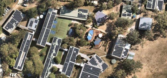 퀸즈랜드 공공건물에 태양전지판 설치로 주택 4만 4000채 전기 공급