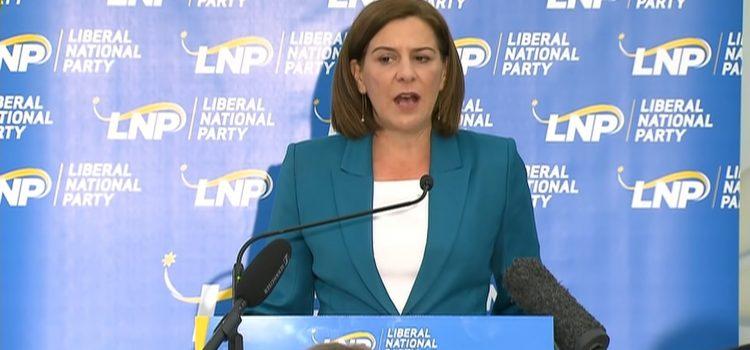 """퀸즈랜드 야당대표 사임, """"선거패배 책임"""""""