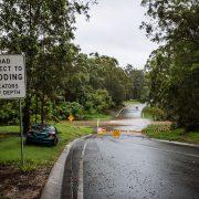 퀸즈랜드 남동부 폭우 잦아들어