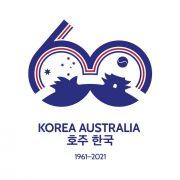 대한민국-호주 수교 60주년 행사 계획, 기념 로고 발표