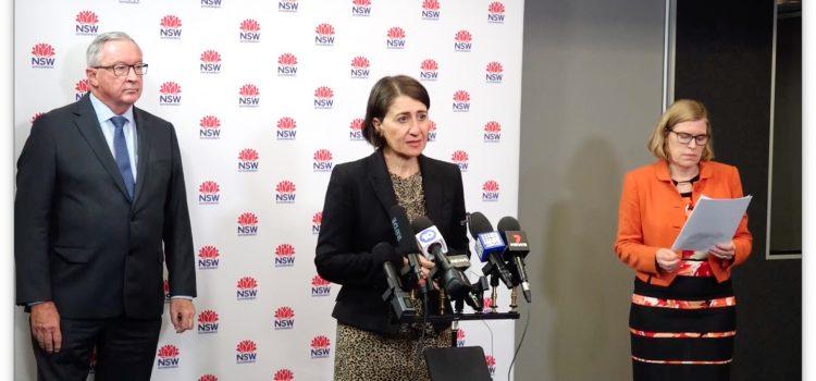 NSW 지역사회 감염 1명