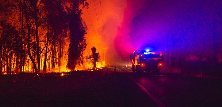 역대 최악 호주 산불 원인 기후변화 영향 밝혀내, 서울대・막스플랑크 연구소 국제공동연구